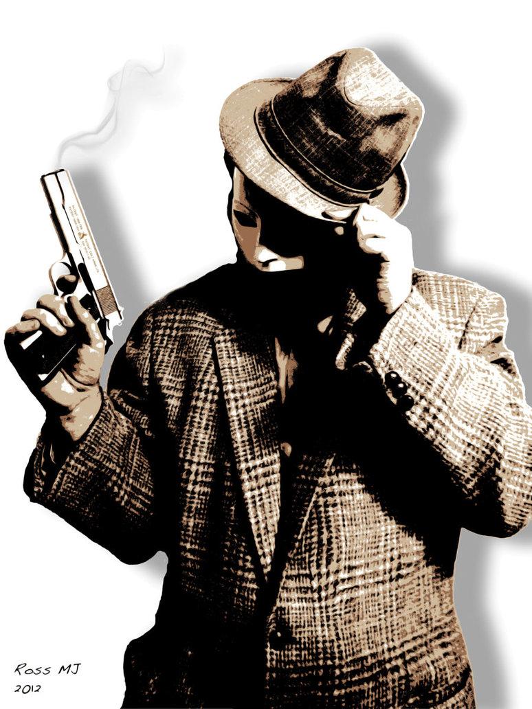 Крутые фотки гангстера