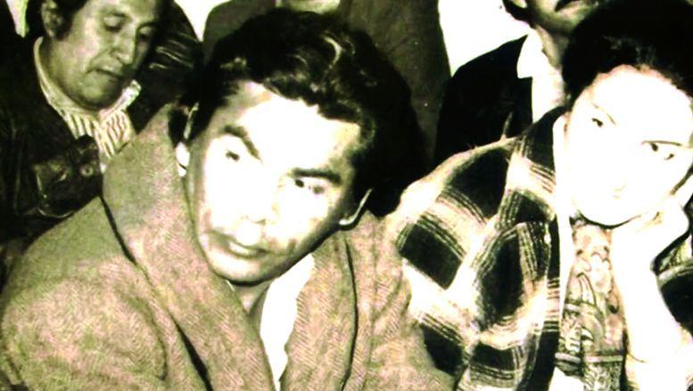 მარიამი მეუღლესთან -მანუელ ჰერარასთან ერთად