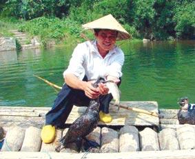 თევზაობას რა უნდა